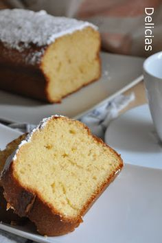 Bizcocho de melocotón / Peach Cake
