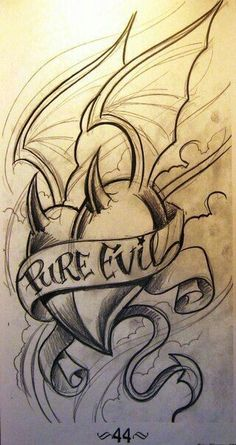 Badass Drawings, Dark Art Drawings, Pencil Art Drawings, Art Drawings Sketches, Tattoo Sketches, Graffiti Drawing, Graffiti Art, Graffiti Tattoo, Tattoo Design Drawings