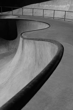 Concrete canyons by Nick Frank
