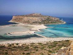 Balos Beach and Lagoon Kissamos, Greece Best Beaches In Europe, Beaches In The World, Balos Beach, Snorkel, Greece Holiday, Creta, Crete Greece, My Land, Trip Advisor