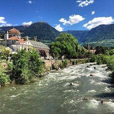 https://flic.kr/p/tZA4Ce   Fiume  Passirio Merano  Italy