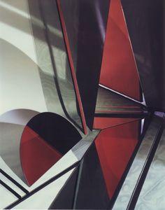 12images:  Barbara Kasten, Construct LB 3, 1982