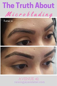 The Truth About Microblading, Microblading, Avenue 42 Review, Does Microblading Hurt, What To Expect When Microblading, Vancouver BC Microblading, Microblading in Langley