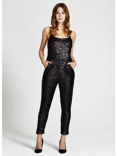 Closet Sequin Bodice Jumpsuit | Jumpsuits | Pinterest | Sequins ...