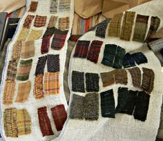 Wool Fabric Sampler