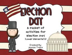 Election Day Classroom on Pinterest | Worksheets, Writing Activities ...