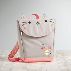 Teacher's Pet Backpack (Kitty)