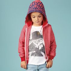 Billybandit Headdress Slub Jacket.