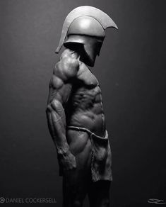 Warrior - Champion in Training — Daniel Cockersell Commercial Sculptor and Designer Anatomy Drawing, Anatomy Art, Anatomy Reference, Pose Reference, Greek Statues, Angel Statues, Roman Art, Greek Art, 3d Prints