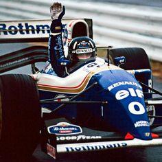 Damon Hill, Gp Mexico, Formula One Champions, Formula 1 Gp, Williams F1, Alain Prost, Fast Cars, Grand Prix, Pilots