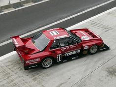 Hasemi Motorpsort Skyline – Build for the Japanese Super Silhouette series in the early eighties, built to FIA Group 5 regulations and sporting the usual wild look that all cars in this class boasted. Sports Car Racing, Sport Cars, Race Cars, Nissan 370z, Nissan Auto, Nissan Silvia, Nissan Skyline, Skyline Gtr, Classic Japanese Cars