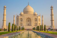 Golden triangle India tour Packages is one of the best tour In India. Enjoy the Sightseeing tour of historical monuments such as Taj Mahal, Red fort, Hawa Mahal etc. Agra, Santorini, Angkor Vat, Monument In India, Le Taj Mahal, Archaeological Survey Of India, Visit India, Historical Monuments, Versailles