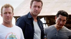 The men of Hawaii Five-O!!!!!!!!!!!!!!!!!!!!!!!!!!!!!!!