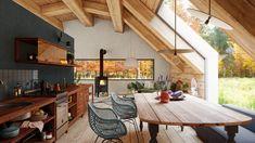 Un loft en pleine nature - PLANETE DECO a homes world