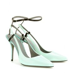 mytheresa.com - Jodie leather pumps - high heel - pumps - shoes - Luxury Fashion for Women / Designer clothing, shoes, bags
