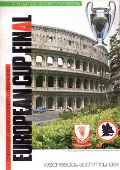 European cup final 1984 (Rome)
