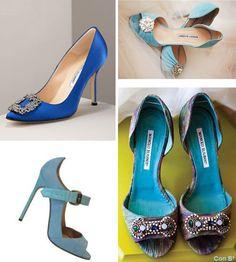 Zapatos de novia - Manolo Blahnik