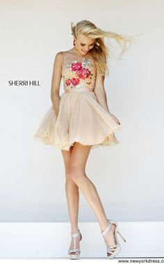 NewYorkDress #SherriHill 21198
