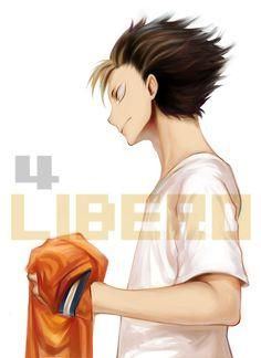 The Libero - Nishinoya Manga Haikyuu, Haikyuu Nishinoya, Manga Anime, Kageyama Tobio, Kagehina, Kuroo, Hinata, Killua, Haruichi Furudate