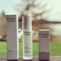 Sneak peak of the gorgeous new things to come! France Laure's values and roots, shaped by their creator in the 1970's, has not changed: this is an expert, passionate, complicit, and authentic brand. . .  #FranceLaure #rebranding #Montreal #professionalskincare
