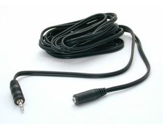 StarTech.com MU12MF 12 feet PC Speaker Extension Audio Cable by StarTech. $4.79. This 12ft PC Speaker Extension cable connects to the 3.5mm audio out port on a computer, letting you extend the distance between your computer and your PC speakers by up to 12ft.