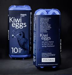 just LOL  Kiwi Eggs for Gentle Sex | Packaging of the World: Creative Package Design Archive and Gallery