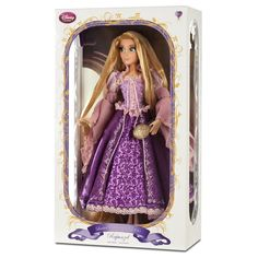 Limited Edition Deluxe Rapunzel Doll