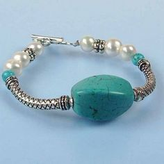 turquoise bracelets,pewter chain,01 : OK Charms, China Wholesale Jewelry Accessories Marketplace