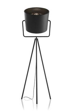 ZERO lighting - Last by Mattias Ståhlbom. Floor Fixtures from ZERO Lighting. Cool Lighting, Lighting Design, Design Light, Light Bulb Lamp, Modern Retro, Tripod Lamp, Light Decorations, Light Fixtures, Modern Furniture