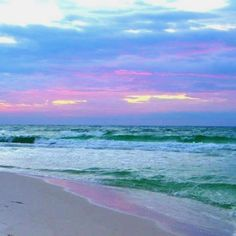 "Pensacola Beach. ""If home's where my heart is then I'm out of place"""
