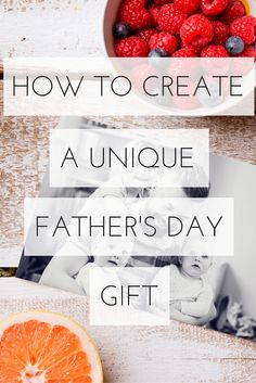 Dads aren't always easy to shop for -- but check out this unique idea that he'll love receiving and you'll love creating! #Snapfish #SnapfishDads #sponsored