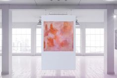 Discover the true you - large abstract - Ivana Olbricht Tapestry, Texture, Abstract Paintings, Canvas, Artist, Pink, Pictures, Mood, Home Decor