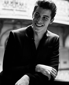"[Shawn Mendes] ""Hello. I'm Mr. Mendes. I'm the music teacher here. I am twenty three and single. I love my new job. I play guitar and sing a lot. Intro?"""