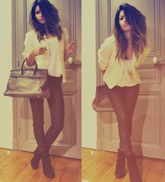 Night Out (by Luna A) http://lookbook.nu/look/3305707-Night-Out