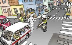 La educación vial en nuestras calles :-/