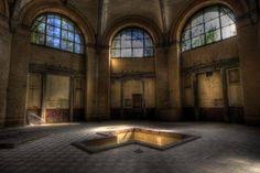 beelitz sanatorium bath house