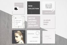 Social Media Pack by smuug on @creativemarket