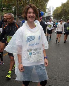 """24 Likes, 2 Comments - Béline Boulay (@beli_belo) on Instagram: """"Au départ ! H-45min !! 😲😲😲 #20km #paris #20kmdeparis #running #spf #secourspopulaire"""""""