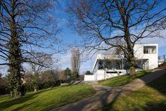 Villa Tugendhat, en Brno: la casa de los sueños