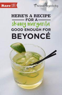 recipe: spicy skinny margarita recipe [39]