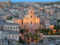 Unesco - Late Baroque Towns of the Val di Noto (South-Eastern Sicily)