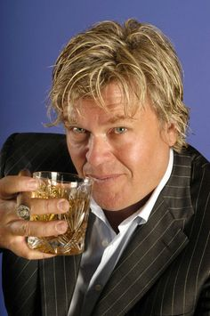 Ron-White -- My favorite scotch-swilling, stogie-puffing, dirty-talking comedian. Love my Tater Salad!