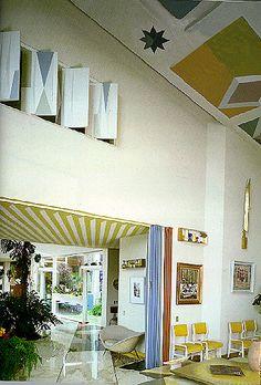 Gio Ponti. The best. KAGADATO selection. **************************************Gio Ponti / Villa Planchart, Caracas