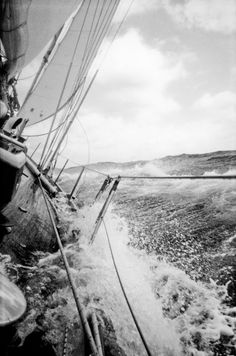 sailing is by far one of the scariest yet most life changing sports there ever was.