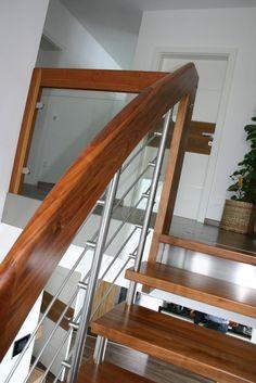 Eisner | Stiegen Modern, Stairs, Home Decor, Hand Railing, Ladders, Homemade Home Decor, Stairway, Staircases, Decoration Home