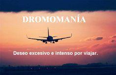 dromomanía