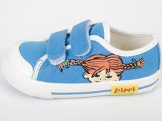 Sko - Pippi by Kavat: Tjolahopp | Utsiden av skoen
