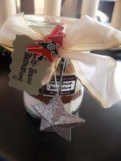 Kokos-Brownie-Backmischung