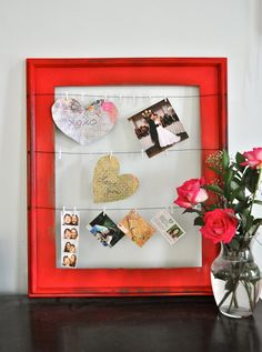 custom photo organizer large by HeartsongFineArt on Etsy