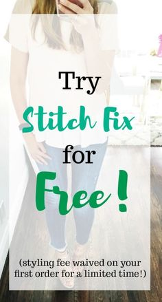 This is the best clothing subscription box!! Your own personal stylist handpicks 5 items every month and sends them to your door! Try stitch fix for free today! They send really cute outfits perfect for you! #stitchfix2018 #stitchfix #ad #stitchfix2017 #summerstyle #summeroutfits #womensfashion #datenightoutfit #winteroutfits #springoutfits #outfitideas #summeroutfitideas #cuteoutfits